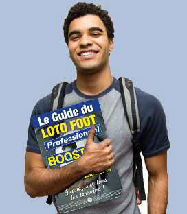 LOTO FOOT 1X2 BOOSTER 68 SYSTÈMES GAGNANTS