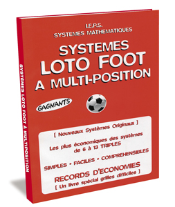 lotofoot multiposion
